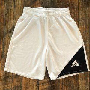 Boys Adidas climalite shorts size youth xs